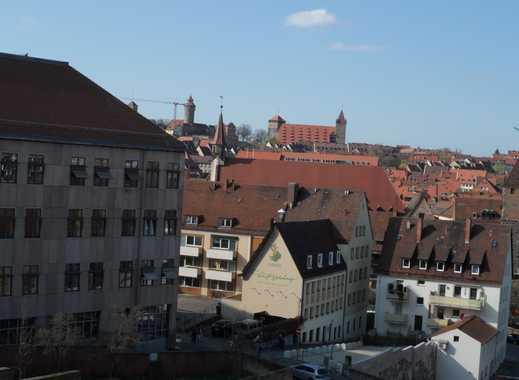 Nürnberg Innenstadt: 3-Zimmer Übergangswohnung mit Einbauküche für ca. 6 Monate zu vermieten