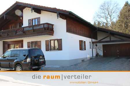 die raumverteiler immobilien: geräumige und gepflegte 3ZW mit Kachelofen im Zentrum von Bruckmühl in Bruckmühl