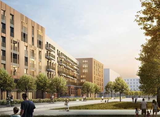 4-Zimmer-Neubauwohnung in Top-Lage mit hochwertiger Einbauküche, 2 Bädern und schöner Terrasse