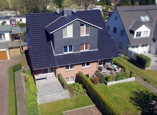 westimmobilien: Ihr neues Zuhause in Schenefeld!  Exklusive Doppelhaushälfte am Forst Klövensteen