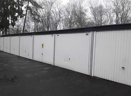 Freie Garagen in Waldbröl