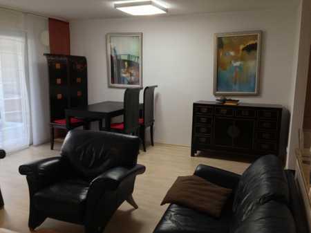 Voll möbliertes Apartment in Toplage am zentralen Grüngürtel; provisionsfrei von privat in Mitte (Ingolstadt)