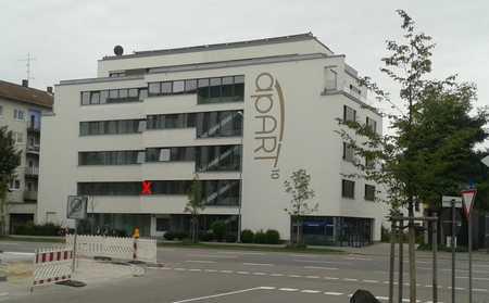 Stilvolle, gepflegte 1-Zimmer-Wohnung mit Balkon und EBK in Ingolstadt in Südost (Ingolstadt)