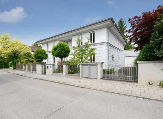 Herrschaftliche Villa in Bestlage von Nymphenburg