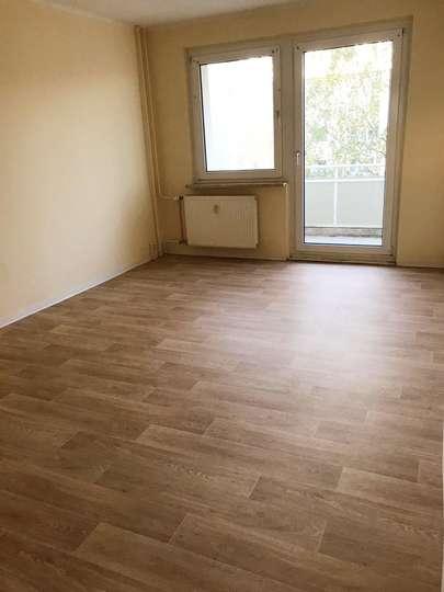 4-Raum Balkonwohnung in der Mölbiser Straße