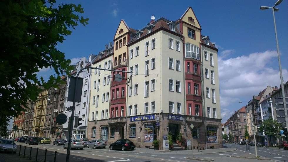 Möblierte 1-Zimmerwohnung, nahe der Bundesagentur und Georg-Simon-Ohm Hochschule