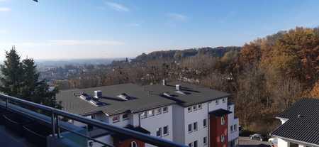 Blick über Deggendorf - 4-Zimmer-Wohnung mit Balkon in Deggendorf