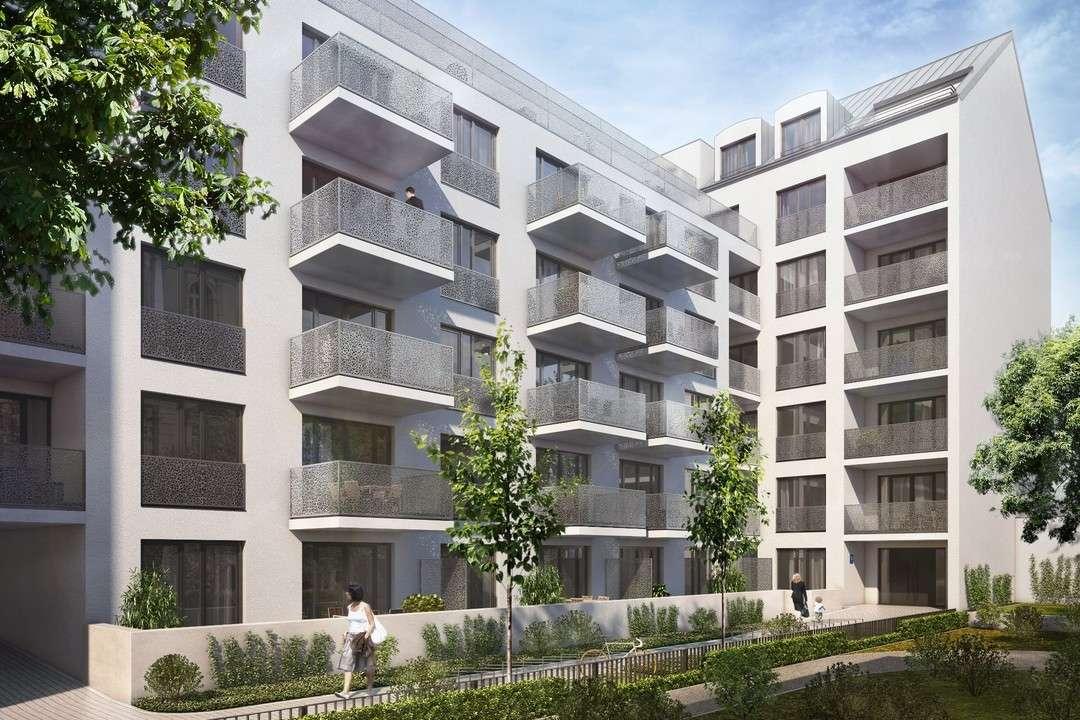 Attraktive 2 Zimmer Wohnung mit bester Ausstattung in zentraler Innenstadtlage