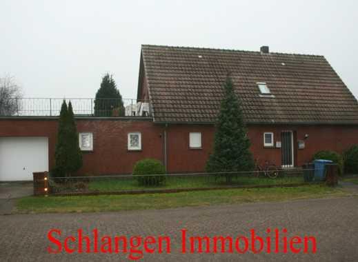 Objekt Nr. 18/701 Seemannsort Barßel - Ideales Anlageobjekt - Zweifamilienhaus mit Garage