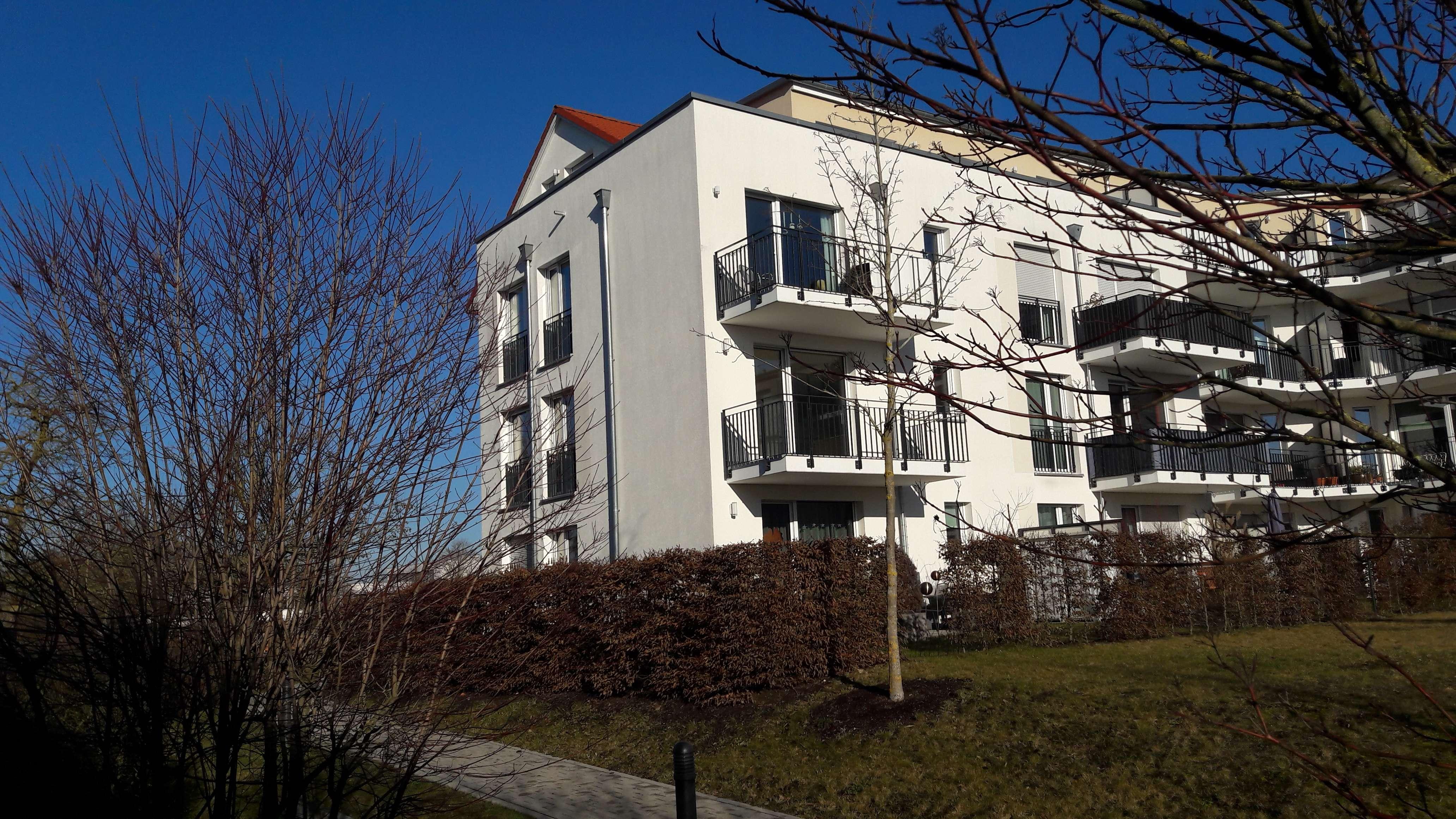 Schöne, großzügige, helle 4-Zimmerwohnung in Wartenberg (Erding)