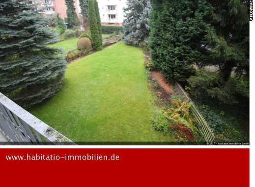 Gartennutzung inklusive-Helle & ruhige Wohnung in Gerresheim