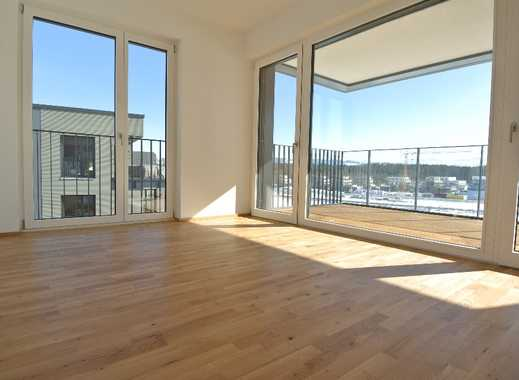 Am Illerbogen daheim - 4-Zimmer-Dachgeschosswohnung zur Miete