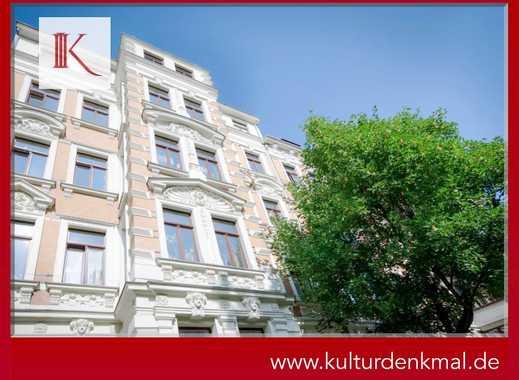 Denkmalimmobilie in fantastisch urbaner Lage | inkl. Küche! | Gründerzeit | alles Fußläufig | Balkon