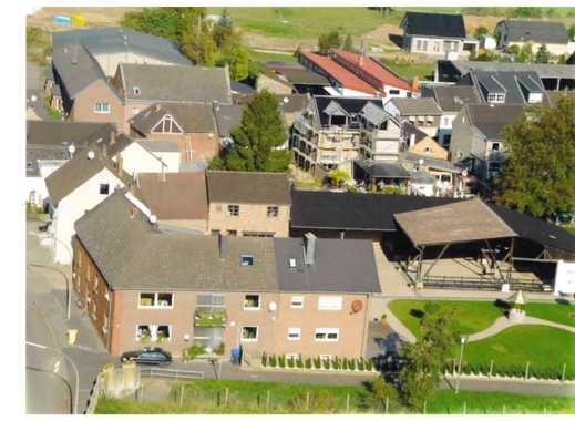 Modernisierter Vierkanthof - 3 Häuser, Innenhof, Scheune, Garten, Ausbauobjekt
