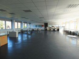 Bürohalle