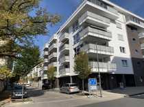 Neuwertige 3-Zimmer-Wohnung mit Balkon in