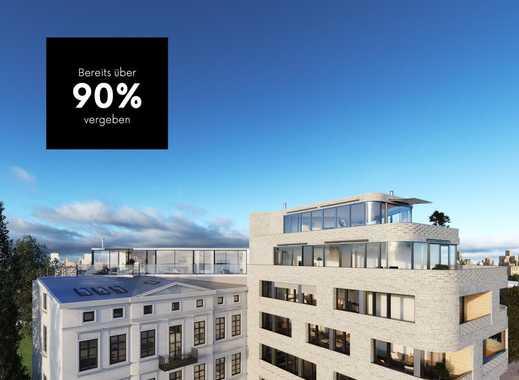 NeuHouse: Großzügiges Penthouse mit Loggia