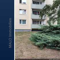 3-Zimmer Erdgeschoss-Wohnung mit Balkon in