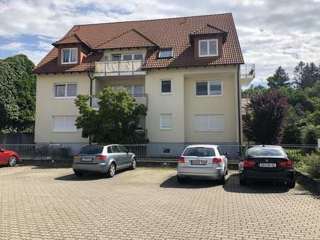 Helle 2,5-Zimmer-Wohnung in Bad Staffelstein in Bad Staffelstein