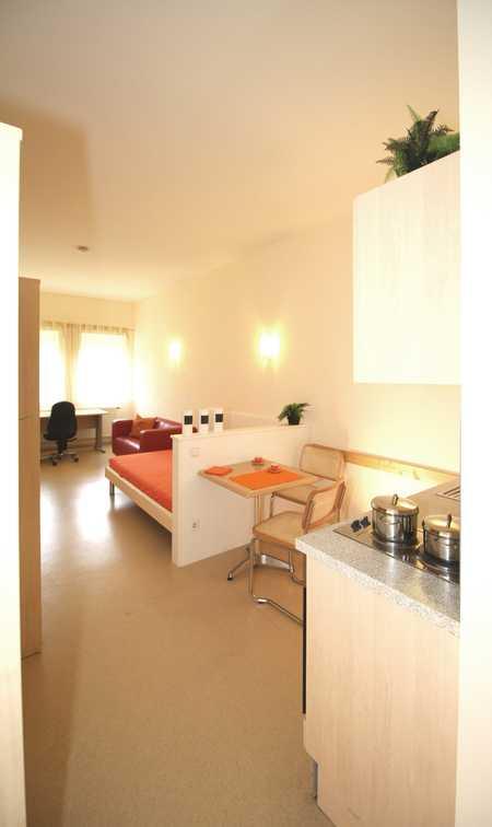 Vollmöbliertes Apartment für Studenten und Azubis - Zentrumsnah in Mitte (Ingolstadt)