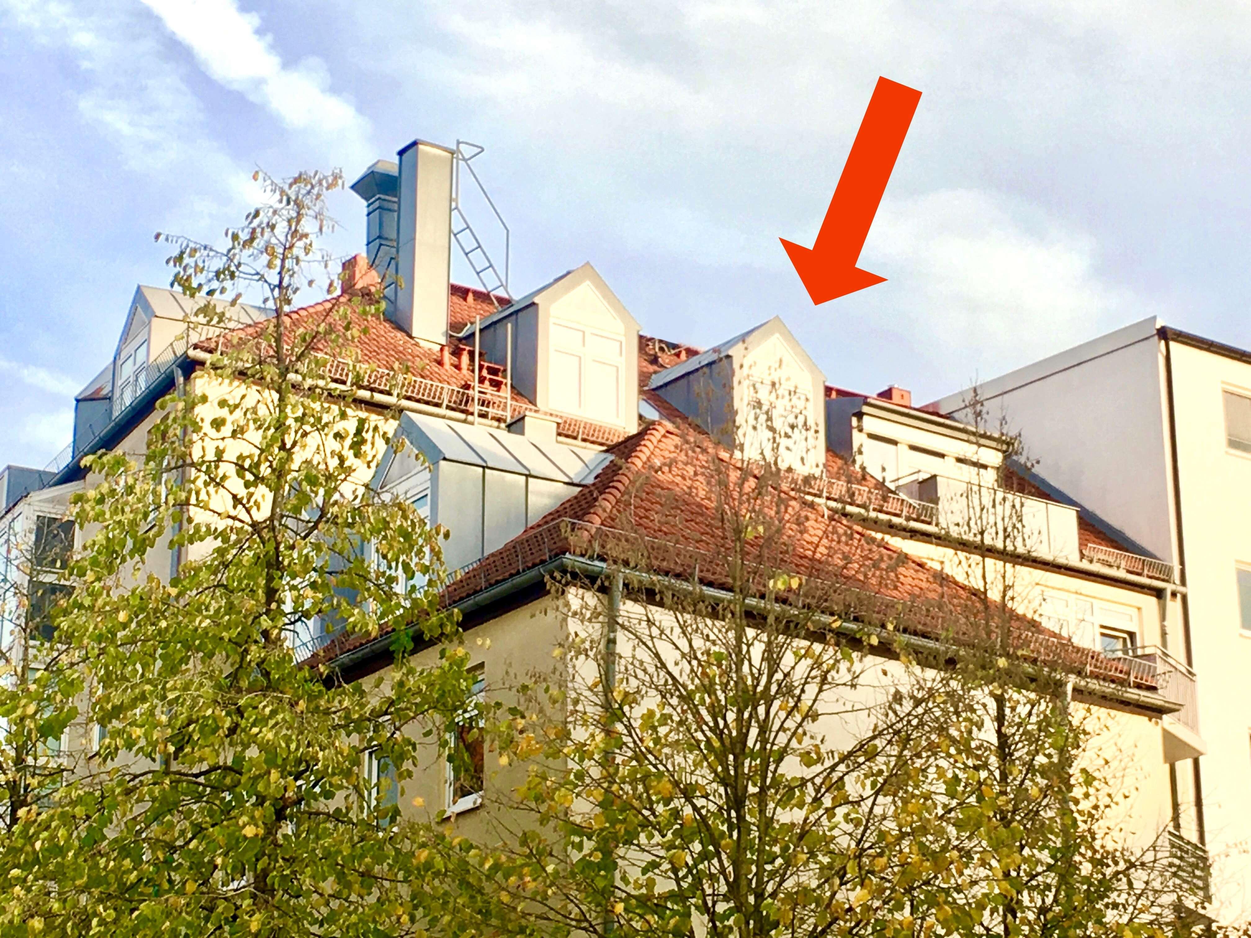 Heller Dachgeschoss-Traum nahe BMW und Olympiapark (Erstbezug nach Sanierung) in Milbertshofen (München)