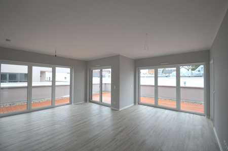 Penthouse Wohnung - über Allem - hell, hell, noch heller - NEU ab 01.07.2020 oder später - 3 Zimmer in Marktheidenfeld