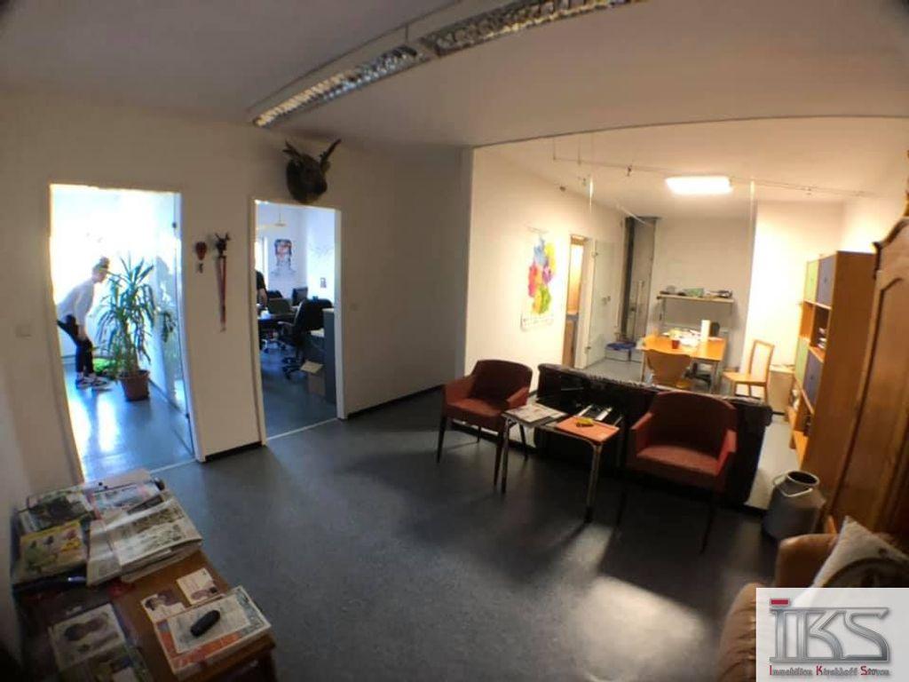 Große Bürofläche