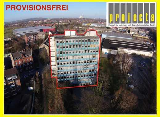 PROVISIONSFREI direkt vom Eigentümer 490m² Büroflächen ab 5,90€/m² + 30.850m² Freifläche + Lager