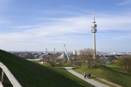 Flair Urban Microlofts * Möblierte Apartments * Neubau * Wohnen mit Blick auf den Olympiaturm in Schwabing-West (München)
