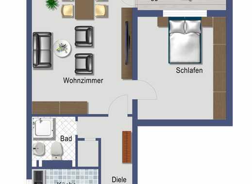 2,5-Raum-Wohnung zur Kapitalanlage in Ruhr-Lage Kettwig! Provisionsfrei!
