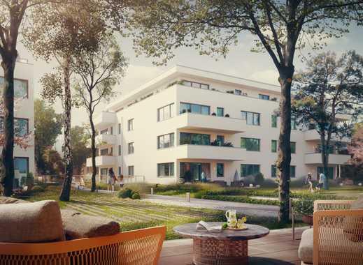 Exklusive 2-Zimmer-Erdgeschosswohnung ohne Provision direkt vom Bauträger