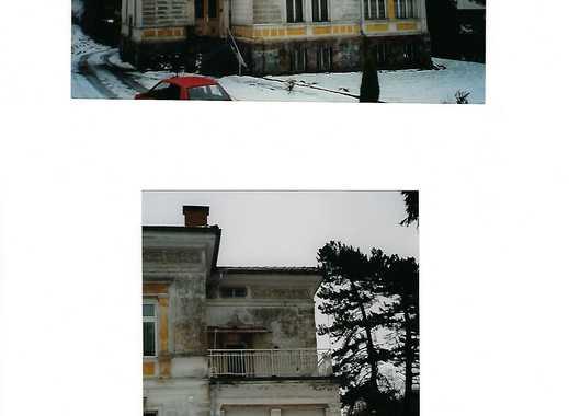 Die Weiße Villa in Ruhla als Schmuckstück zum Herrichten!!