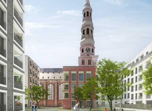 Zwischen Alster und Hafencity – Attraktive 4-Zimmer-Maisonette-Wohnung mit Dachterrasse und Loggia!