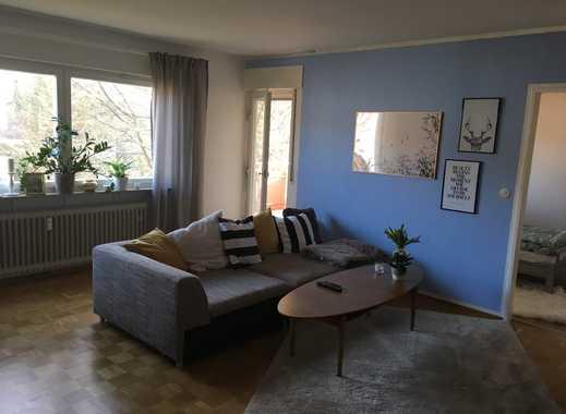 Ruhige, gepflegte 2-Zimmer-Wohnung mit Balkon und EBK in Stuttgart-Feuerbach