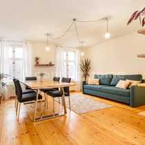 Nice style Individuelle Maisonette-Wohnung in