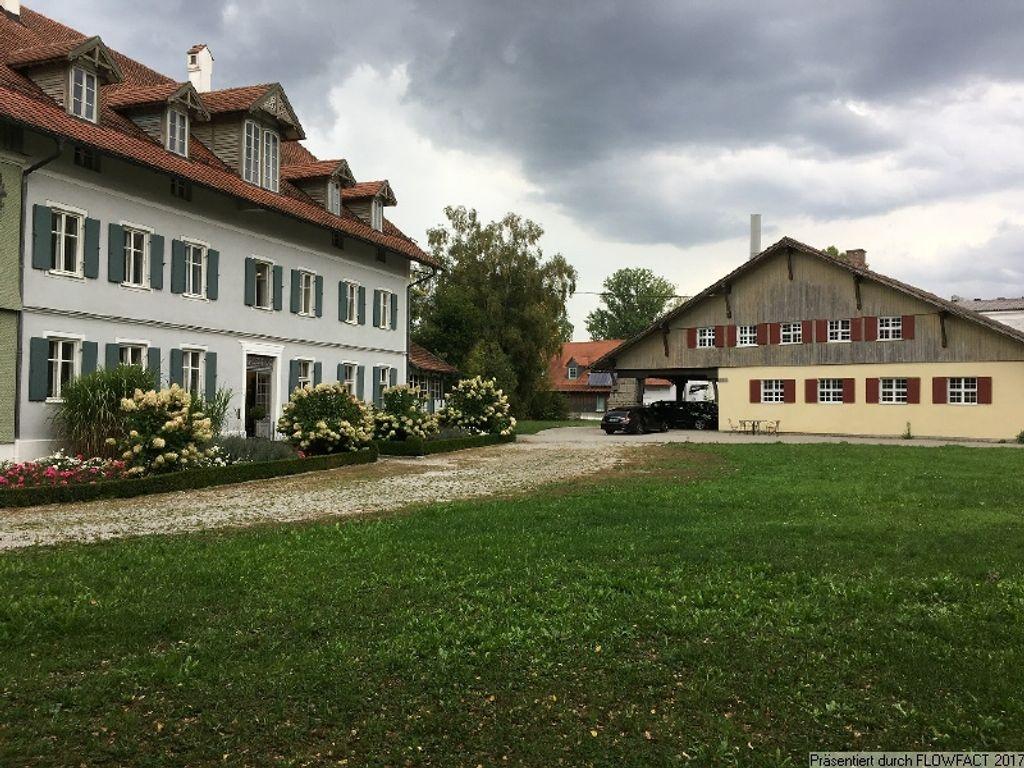 Hof und Nebengebäude