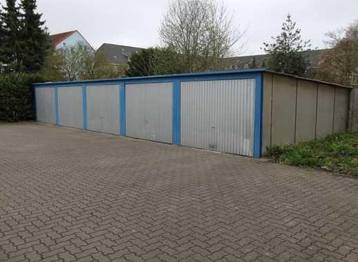 Garage frei - Endlich hat die Parkplatzsuche ein Ende