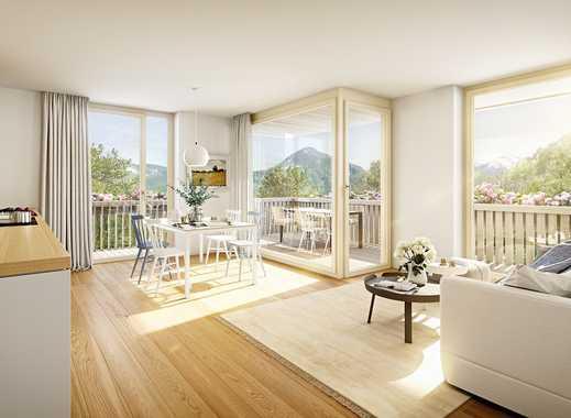 ERSTBEZUG – OBERGESCHOSSWOHNUNG Luxuriöse Neubau-3-Zimmer-Wohnung mit Balkon – ca. 64,80m²
