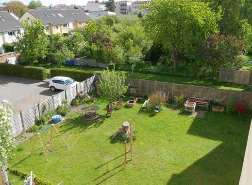 15qm Zimmer in 3er WG in Fleischervorstadt zum ruhigen, grünen Hinterhof