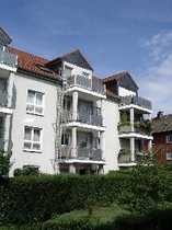 Gehobene Dachgeschosswohnung Duisburg-Bergheim