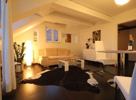 Exklusive, sanierte 2-Zimmer-Wohnung mit Balkon und Einbauküche in Konstanz