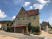 2-Familienhaus mit Einliegerwohnung und Scheune
