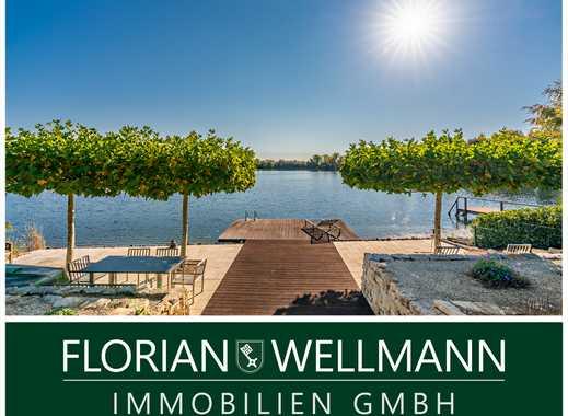 Bremen - Grolland | Exklusives Anwesen am Grollander See mit eigenem Bootsanleger & Einliegerwohnung