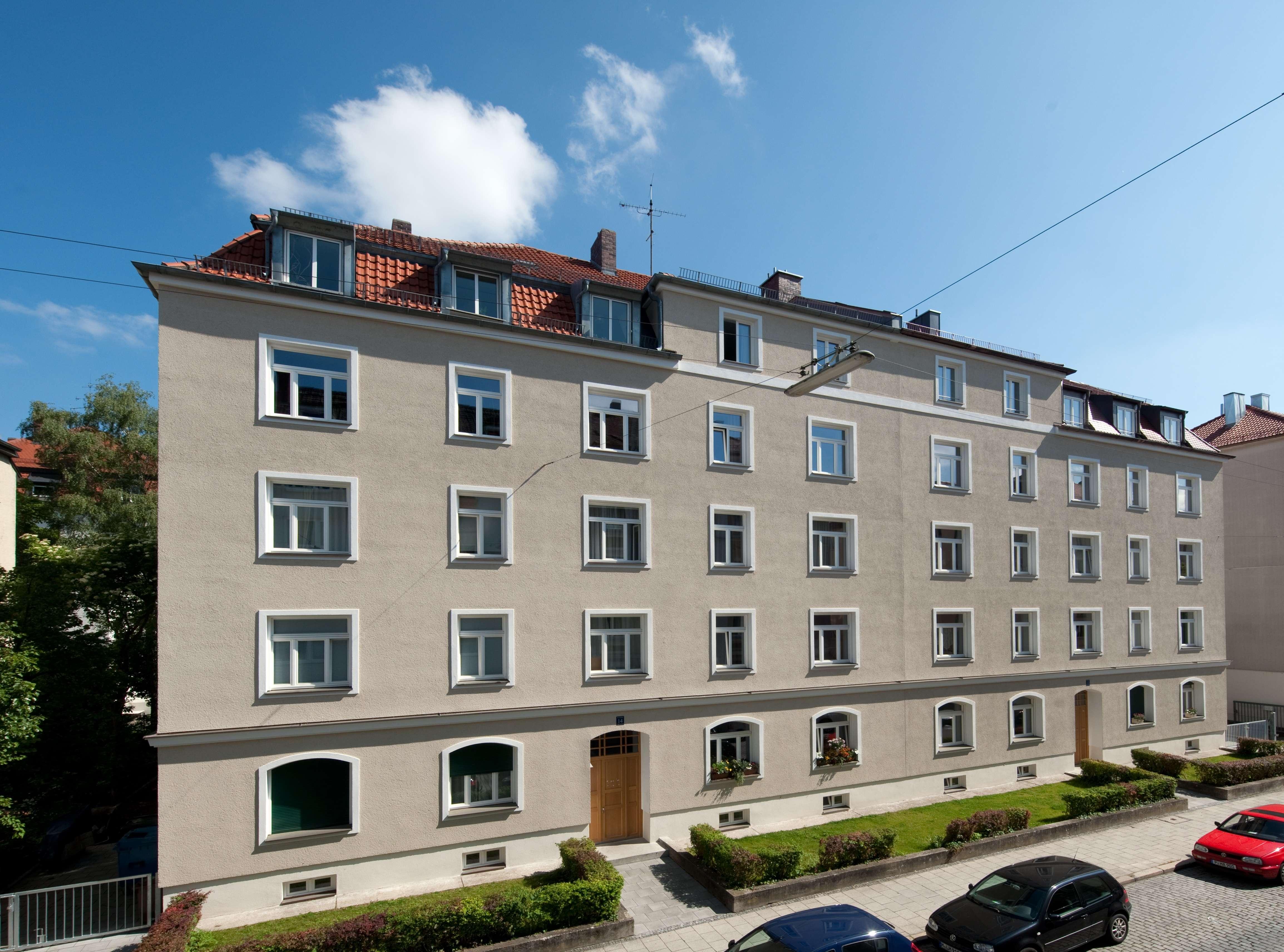 Schöne, geräumige 2-Zimmer-Altbauwohnung in München, Sendling in Sendling (München)