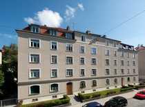 Schöne geräumige 2-Zimmer-Altbauwohnung in München