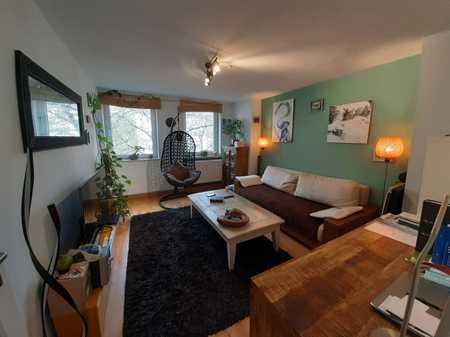 Kleine 2 Zimmer Wohnung in zentraler Lage in Augsburg-Innenstadt