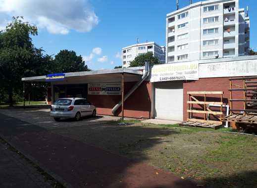 Vielseitig nutzbares Baugrundstück mit positivem Bauvorbescheid in Bremen/Schönebeck