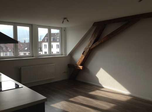 Traumhafte Altstadt 3-Zimmer-Wohnung mit Dachterrasse und EBK in Bad Säckingen