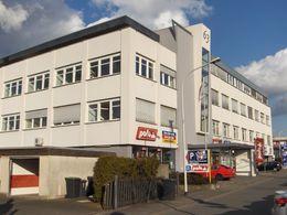 Darmstadt, Pallaswiesenstraße