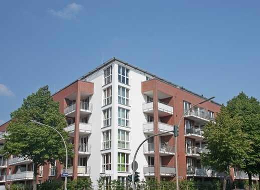 Großzügige 3 Zimmer Wohnung mit zwei Balkonen in Eilbek